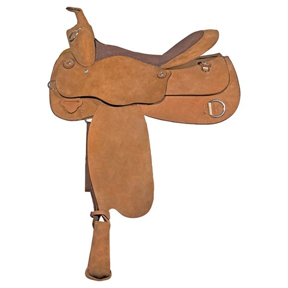 Double S Work & Trail Western Saddle